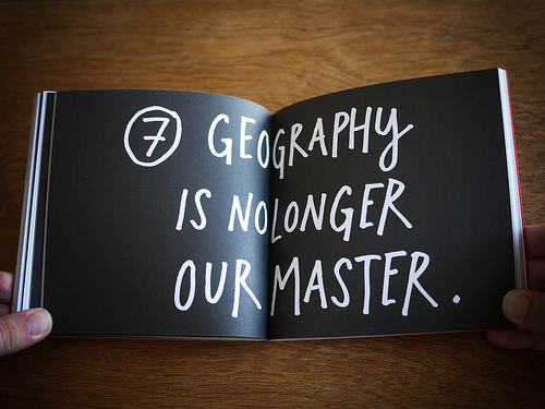 No Geography